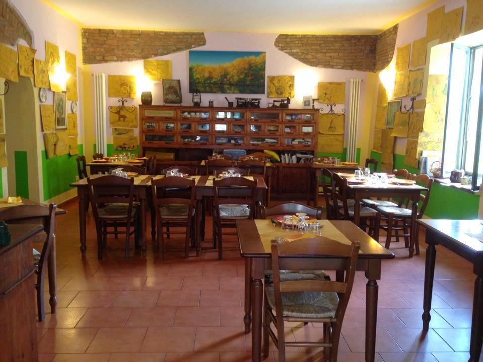 Osteria San Vivaldo – Montaione (FI)